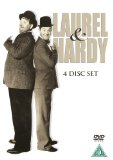 Laurel Hardy 4 Disc Set [DVD]