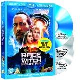 Race To Witch Mountain (Blu-ray + DVD + Digital Copy) [2009]