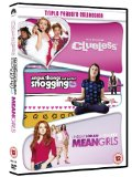 Angus, Thongs And Perfect Snogging/Clueless/Meangirls DVD