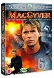 MacGyver - Series 6 - Complete [DVD]