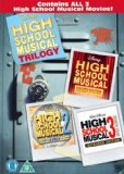 High School Musical 1-3 [DVD] [2006]