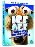 Ice Age 1-3 DVD