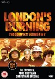 London's Burning - Series 1-7 - Complete [DVD] [1986]