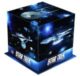 Star Trek: Films 1-10 Remastered Special Edition Box Set [Blu-ray]
