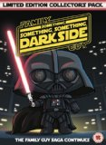 Family Guy Presents: Something Something Something Dark Side (limited edition 1 disc plus T-shirt & Collector Cards) [DVD]