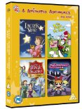 Animated Adventures Collection - Laura's Star/The Magic Sword/Dr Seuss/Powerpuff Girls - The Movie [DVD]