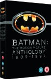 Batman - The Motion Picture Anthology 1989-1997 [DVD]