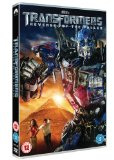 Transformers: Revenge of the Fallen (1-Disc) [DVD] [2009]