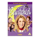 Bewitched - Series 8 - Complete [DVD] [1969]