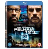 The Taking of Pelham 123 [Blu-ray] [2009]
