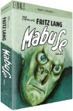 The Complete Fritz Lang Mabuse Box Set [DVD]