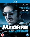 Mesrine - Killer Instinct (Complete) [Blu-ray] [2009]