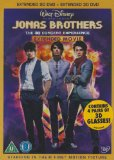 Jonas Brothers: The 3-D Concert Experience [DVD] [2009]