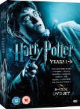 Harry Potter Years 1-6 [DVD]