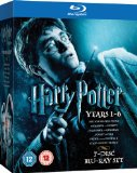 Harry Potter Years 1-6 [Blu-ray]
