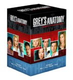 Grey's Anatomy - Series 1-4 - Complete [DVD] [2005]