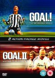 Goal! - The Impossible Dream / Goal 2 - Living The Dream [DVD] [2005]