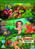 Tarzan / Tarzan 2 / Tarzan And Jane [DVD] [1999]