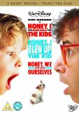 Honey, I Shrunk The Kids / Honey, I Blew Up The Kid / Honey, We Shrunk Ourselves [DVD] [1989]