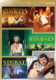 Sinbad Collection - Seventh Voyage Of Sinbad/Golden Voyage Of Sinbad/Sinbad And The Eye Of Tiger [DVD] [1958]