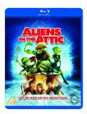 Aliens In The Attic (with Bonus Digital Copy and DVD) [Blu-ray] [2009]