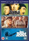 The Bridge On The River Kwai/The Guns Of Navarone/Das Boot - The Director's Cut [DVD] [1957]