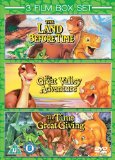 The Land Before Time/The Land Before Time - The Great Valley Adventure/The Land Before Time - The Time Of The Great Giving DVD
