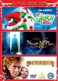 The Grinch / Nanny McPhee / Peter Pan [DVD] [2000]