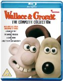 Wallace And Gromit - The Complete Collection [Blu-ray]