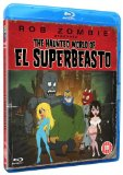 Rob Zombie Presents The Haunted World Of El Superbeasto [Blu-ray] [2008]