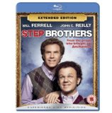 Step Brothers [Blu-ray] [2008]