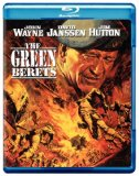 The Green Berets [Blu-ray] [1968]
