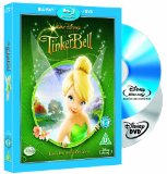 Tinker Bell Combi Pack (Blu-ray + DVD) [2008]
