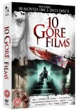Gore Horror - 10 movies [DVD]