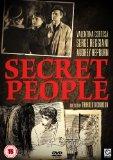 Secret People [DVD] [1952]
