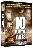 Martial Arts - 10 movies [DVD]
