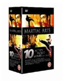 10 Pack: Martial Arts (including KickBoxer 3, Bruce Lee the Immortal Dragon, Expect No Mercy, Guardian Angel, Tough & Deadly, & five more)  [2007]