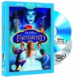 Enchanted Combi Pack (Blu-ray + DVD) [2007]