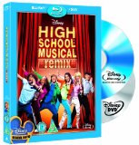 High School Musical Combi Pack (Blu-ray + DVD) [2006]