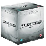 James Bond Complete Collection (22 Discs, including Quantum of Solace) [DVD]