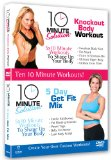 10 Minute Solution - Knockout Body Workout  /  Dance Your Body Thin  [2009]