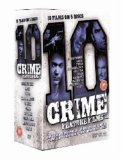 10 Pack: Crime (including Lightening 87th Precinct, Hard Time, Streetgun, Murder in Coweta Country, The Custodian, & five more)  [2007]