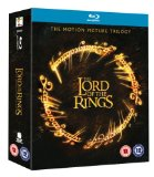 Lord Of The Rings Trilogy (Theatrical Version) [Blu-ray] [2001]