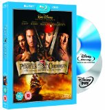 Pirates Of The Caribbean - The Curse Of The Black Pearl Combi Pack (Blu-ray + DVD) [2003]