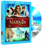 The Chronicles Of Narnia - Prince Caspian Combi Pack (Blu-ray + DVD) [2008]