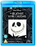 The Nightmare Before Christmas Combi Pack (Blu-ray + DVD) [1993]