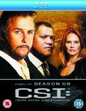 C.S.I. - Crime Scene Investigation - Vegas - Season 9 - Complete [Blu-ray]