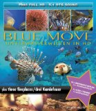 Blue Move - Aquarium & Fireplaces [DVD] [Blu-ray]