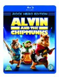 Alvin and the Chipmunks - Munk Rock Edition [Blu-ray] [2007]