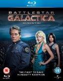 Battlestar Galactica: Season 2 [Blu-ray]